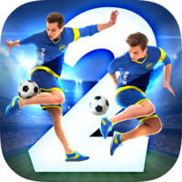 SkillTwins Football Game 2 - VER. 1.5.2 (Unlocked) MOD APK