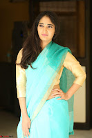 Radhika Mehrotra in Green Saree ~  Exclujsive Celebrities Galleries 018.JPG