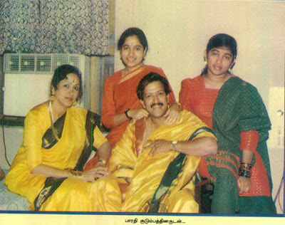 Bharathi Vishnuvardhan Family