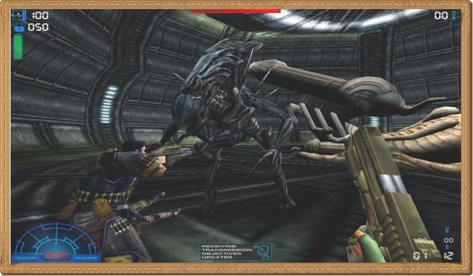 Aliens vs Predator 2 PC Games Gameplay
