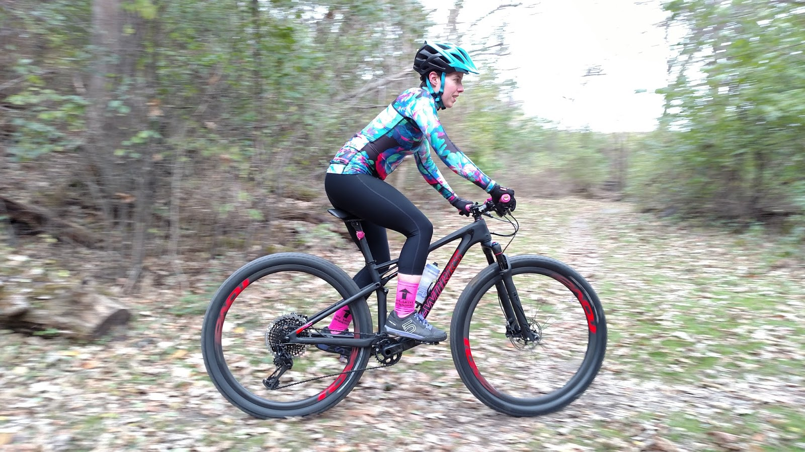 Josie's Bike Life: First Review on the Specialized Women's S