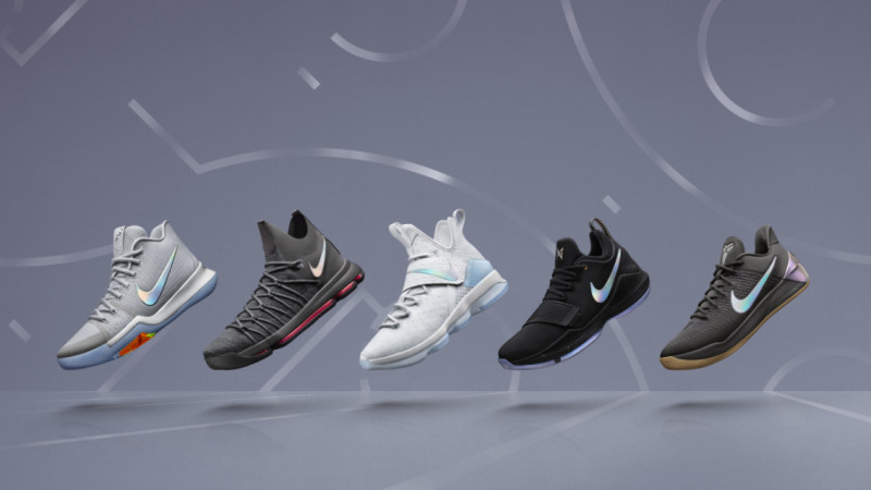 promo code d9a9a e8674 Nike Time to Shine pack for March Madness  Analykix