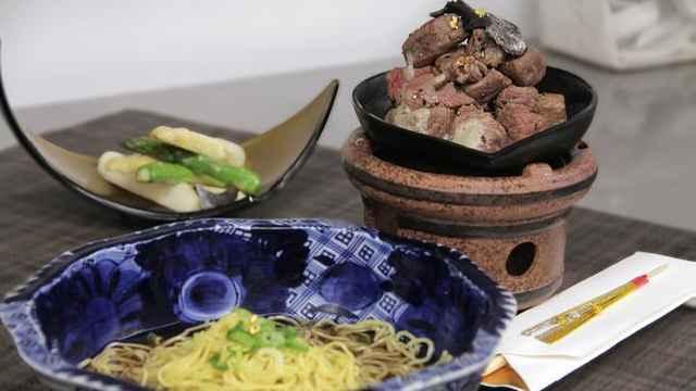 Ramen Ala Chef Yuji Wakiya