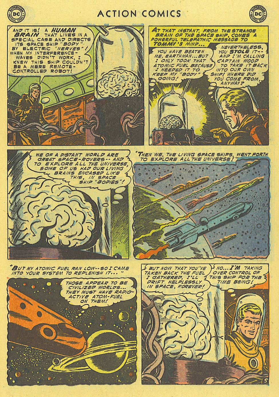 Read online Action Comics (1938) comic -  Issue #194 - 24