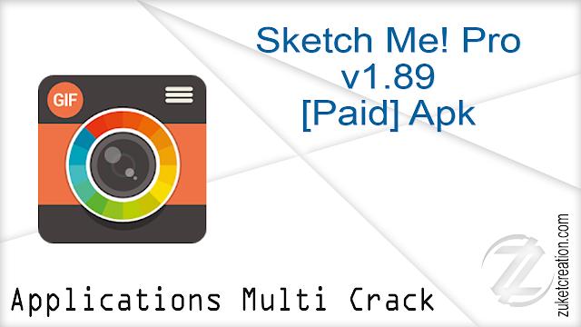 Sketch Me! Pro v1.89 [Paid] Apk