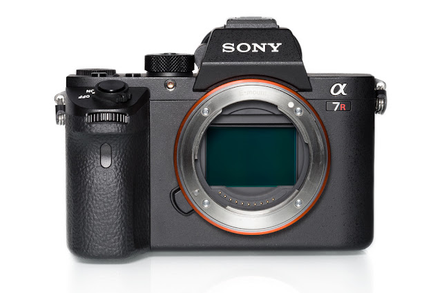 Sony A7R II appareil photo