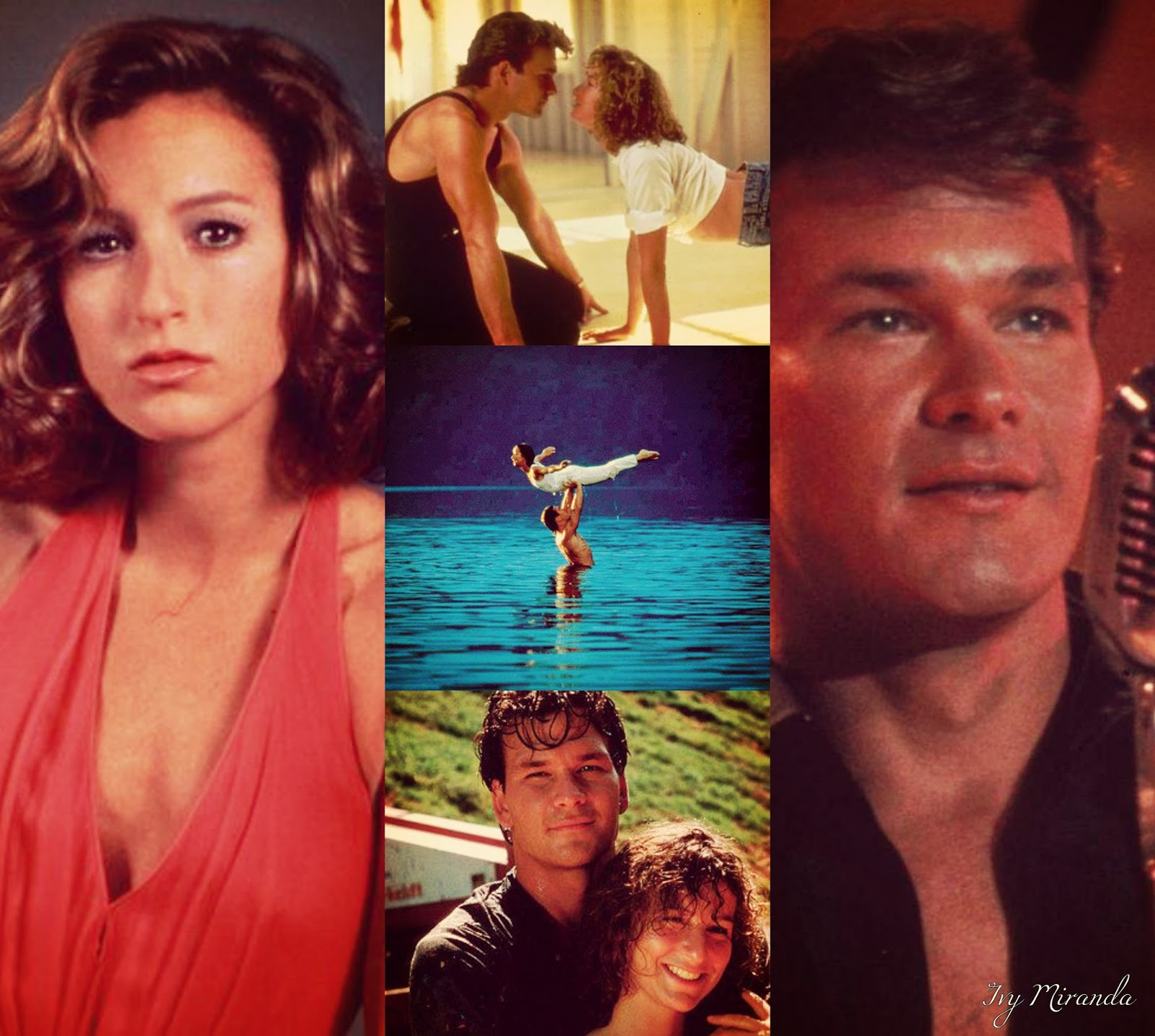 Revealed In Time Dirty Dancing 1987