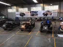 The Tatra Chassis the Proforce Ara MRAP was built upon
