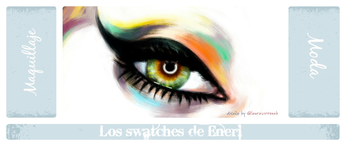 Los swatches de Eneri