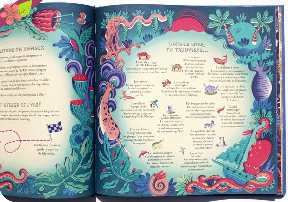 Les animaux globe-trotteurs illustré par Melissa Castrillon - éditions Milan