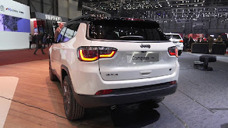 MAGAZIN CAR DESIGNS: The compact SUV with off-road capability defines the 2019 Jeep Compass