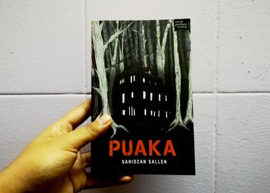 Review Novel FIXI : Puaka by Sahidzan Salleh