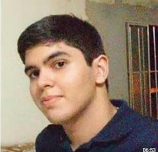 Jovem de Currais Novos que estuda no IFRN de Santa Cruz está desaparecido, família tá aflita