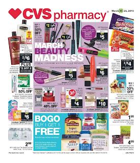 ⭐ CVS Ad 3/17/19 ✅ CVS Weekly Ad March 17 2019