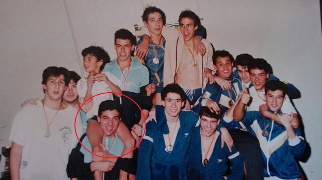 Carlos Romero nació prácticamente durante toda su infancia
