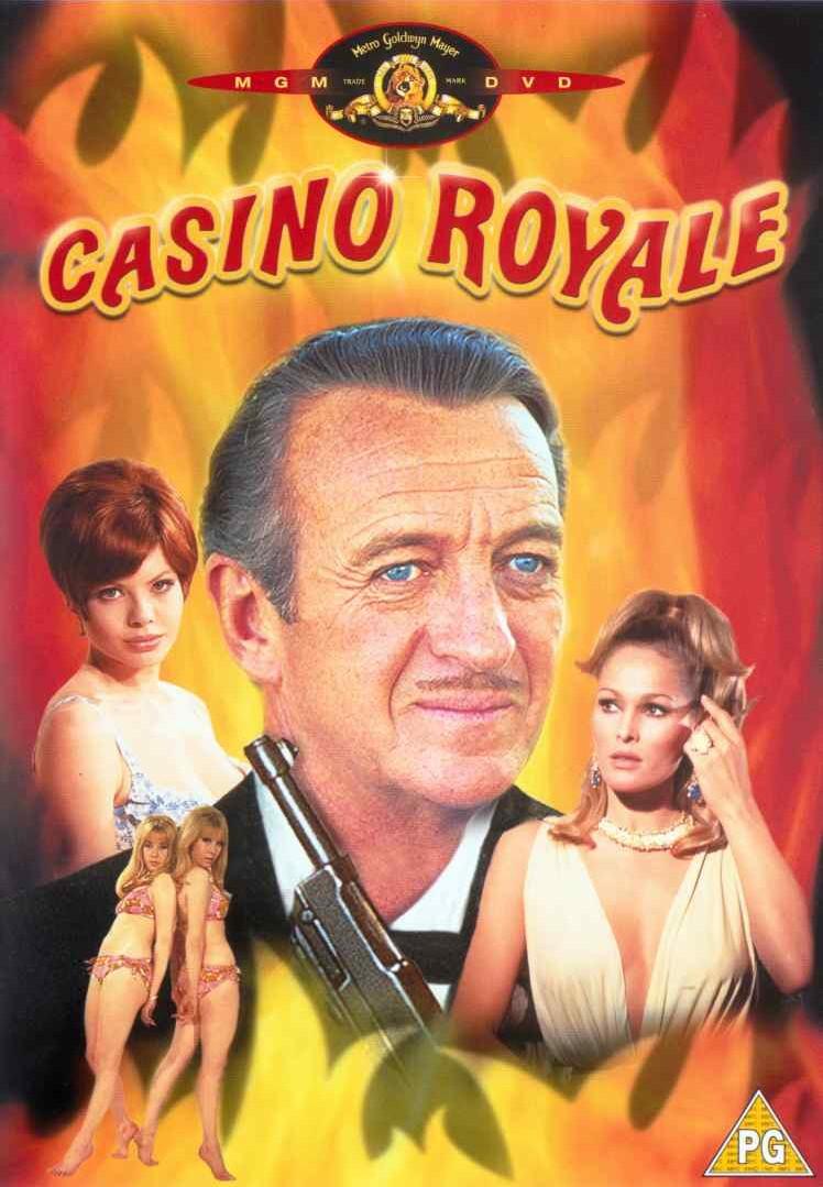 Casino soundtrack ginger