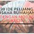 20 Ide Peluang Usaha Rumahan Dengan Modal Kecil Untung Jutaan Rupiah