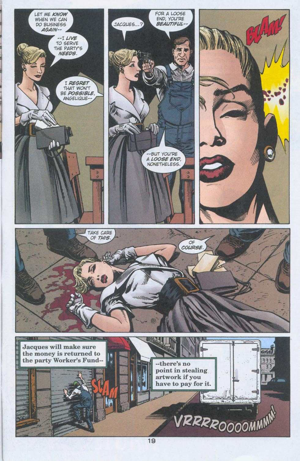 Read online American Century comic -  Issue #16 - 19