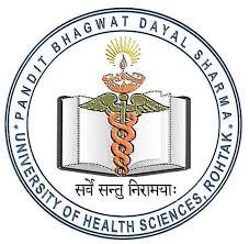 pandit-bhagwat-dayal-sharma-university-of-health-science-rohtak-recruitment-career-latest-apply-online-jobs