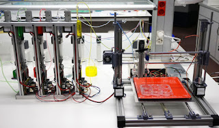 Spanish Scientists Create 3D Bioprinter To Print Human Skin