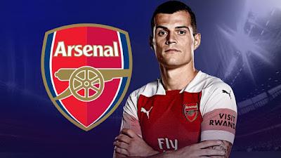 Arsenal Granit Xhaka