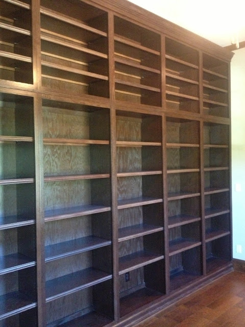 Custom Wall-to-Wall Cabinetry