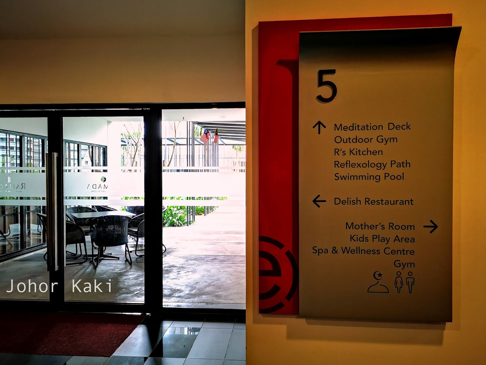 Ramada Meridin @ Medini Hotel near Legoland in Johor Bahru