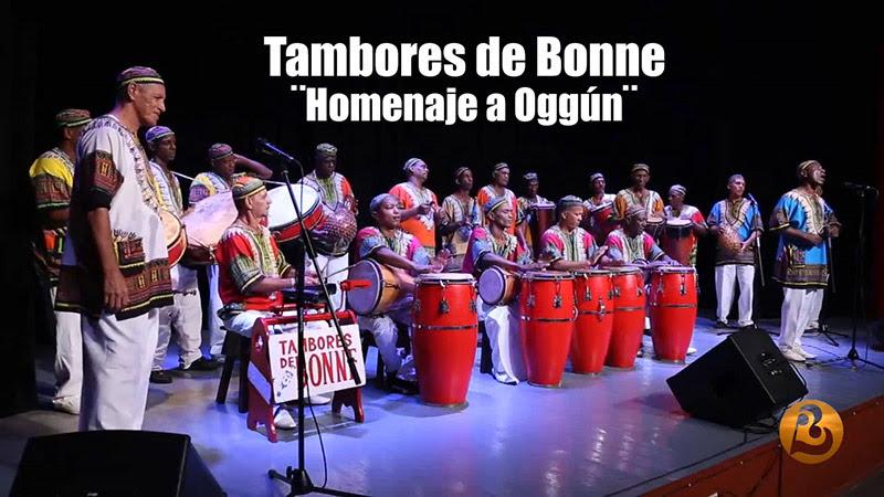 Tambores de Bonne - ¨Homenaje a Oggún¨ - Videoclip. Portal Del Vídeo Clip Cubano