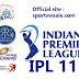 ''How to get IPL Schedule 2018 ?''