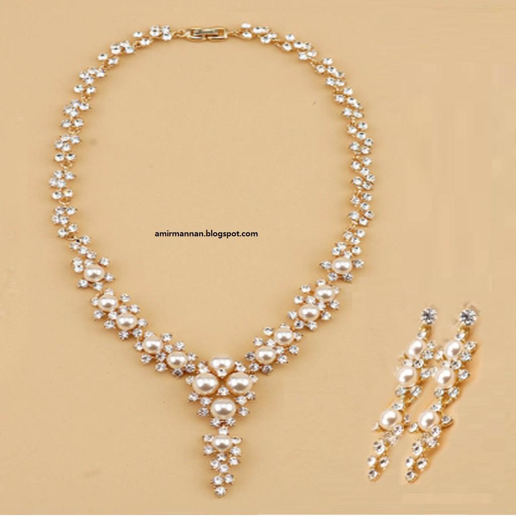 Swarnamahal Jewellers Sri Lankan Wedding Necklace  C B Picture Of Wne