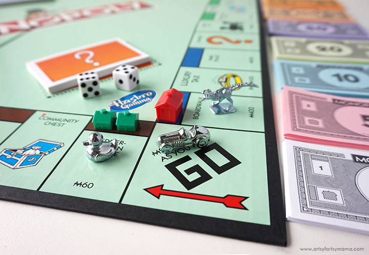 Best Games for Family Game Night: Monopoly