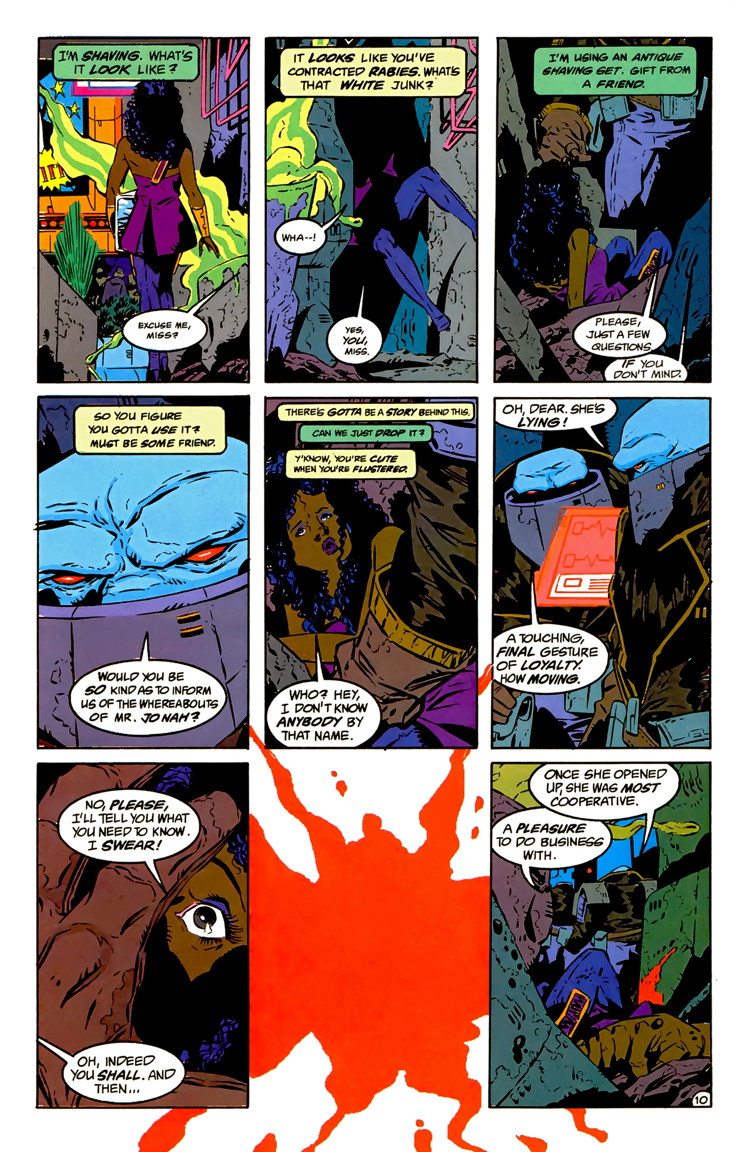 Legion of Super-Heroes (1989) 2 Page 11