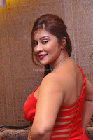 Payal Ghosh Looks Stunning in Red Half Shoulder Gown 060.JPG