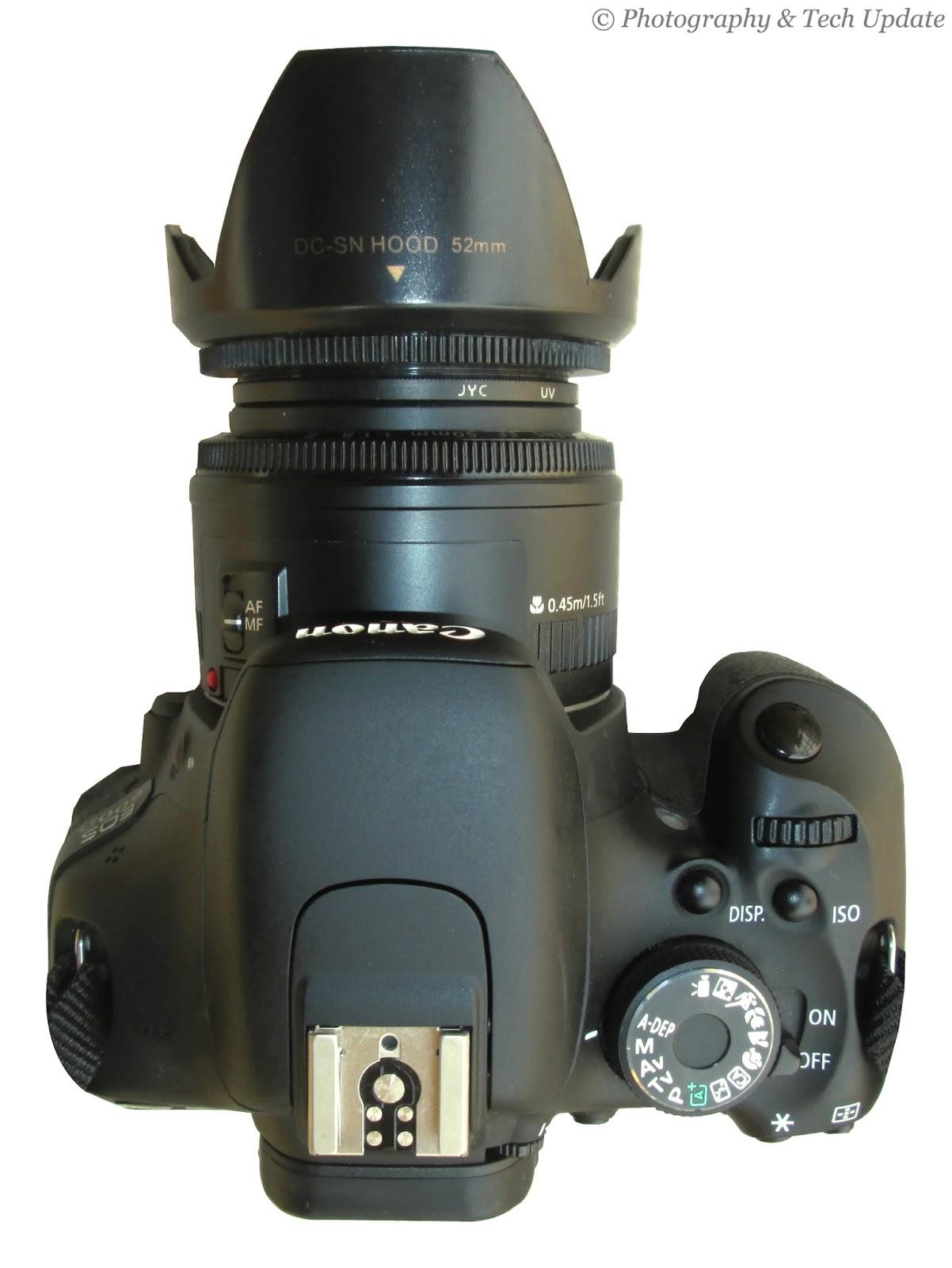 Photography & Tech Update | Trickytechtunes: Canon EOS 600D