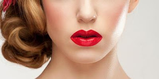 lipstik Warna merah