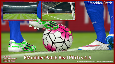 EModder-Patch Real Pitch v.1.5