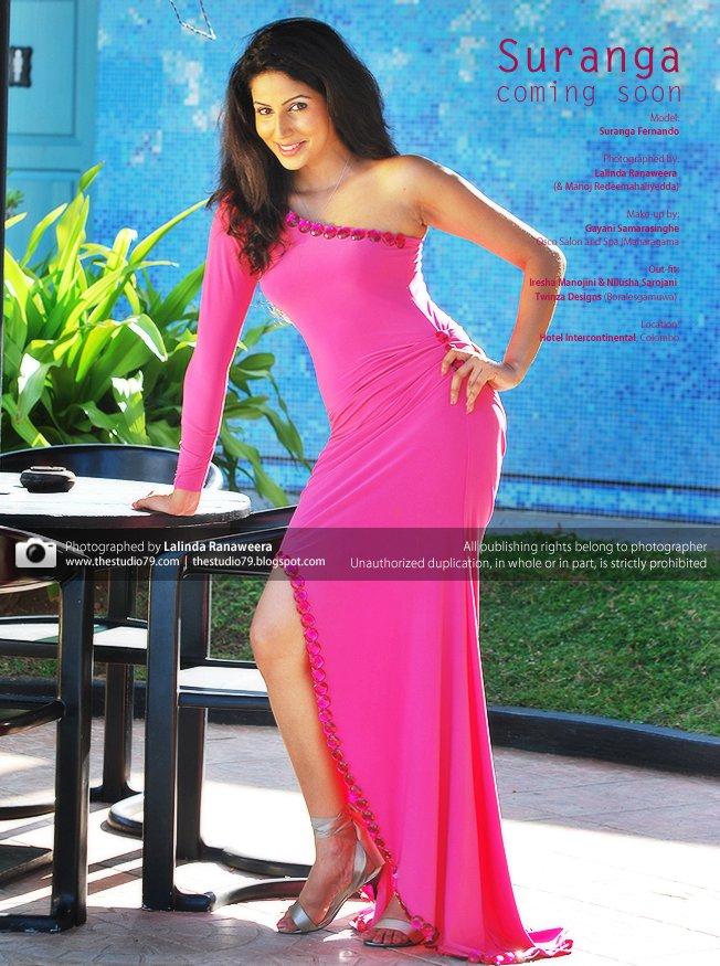 Hot Sri Lankan Air hostess Suranga Fernando Photos - tamil