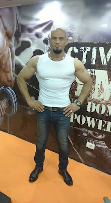 Egyptian Body Builders Abdo Arnold