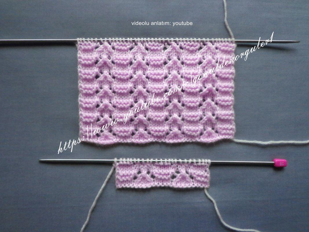Çapraz bağlar örgü modeli bayan yelek ve bebek battaniye örnekleri