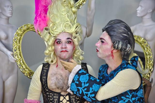 Ligações Perigosas faz temporada no Teatro Arraial Ariano Suassuna
