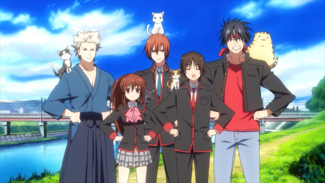 Review Anime Little Busters! [Bahasa Indonesia]