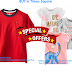 Times Square : ➫ 11 units of Tommy Hilfiger Big Boys' Core Crew Neck Ken Tee, Regal Red, - AND - Simple Joys by Carter's Baby Girls' Toddler 3 Pack Graphic ➤ 2020 delivery to Hollis Hills