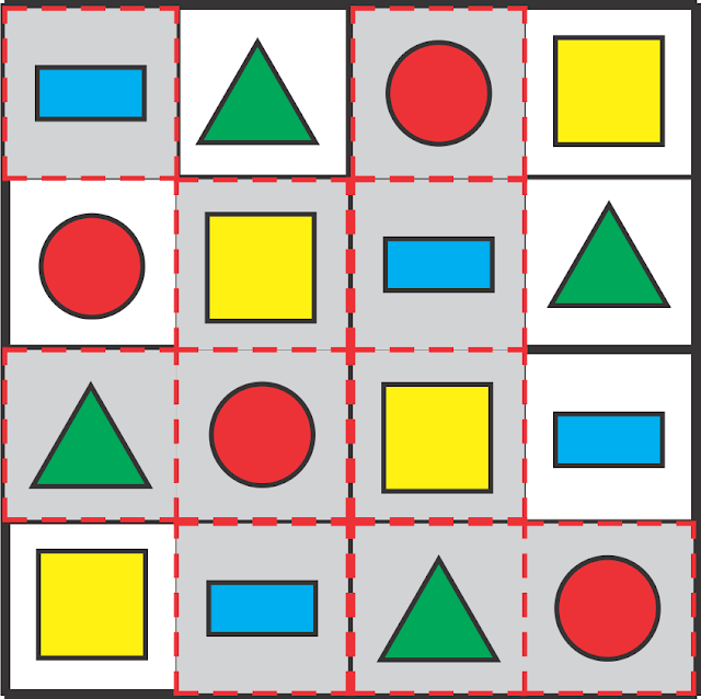 Sudoku with Shapes