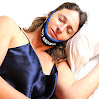Anti Snoring Jaw Strap - No Snore Comfortable Chin Strap Secures Chin During Sleep - Free Ebook Included