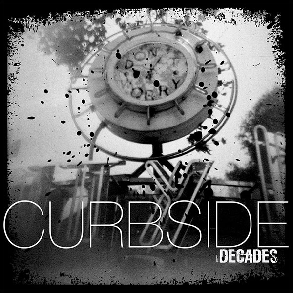 "Curbside stream new EP ""Decades"""