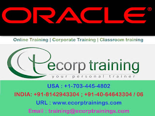 Oracle Production Scheduling Training in Hyderabad India