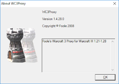 WC3Proxy for Warcraft 3 Patch 1.28
