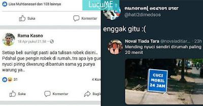 8 Meme 'Celotehan Polos' Warganet di Media Sosial Ini Kocak Parah