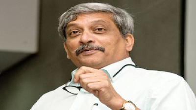 manohar-parikar-left-defence-ministries