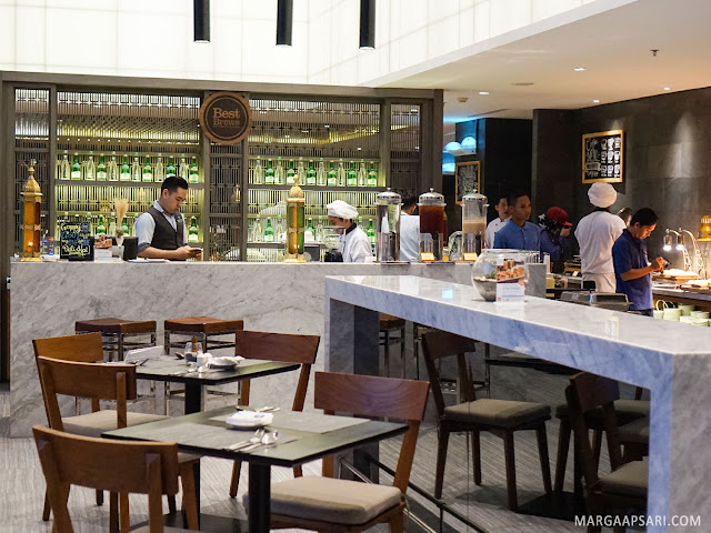 The Eatery Restaurant, Four Points by Sheraton Jakarta Review